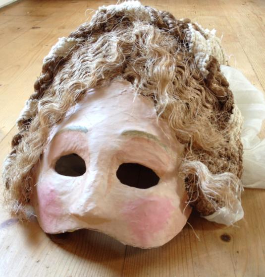 Le Masque de la Belle (P.Renard)
