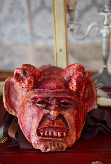 Le Masque de la Bête (P. Renard)